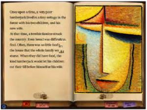 Εικόνα με βιβλίο -πρόσωπο -Φτερό -8-6-16